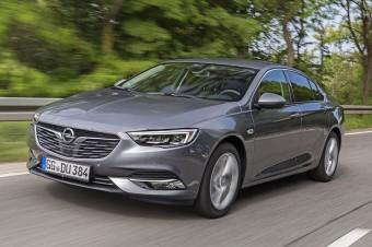 Flagowy Opel Insignia w czołówce ofensywy 6d-TEMP