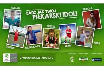 Mały Grosik, Fabian i… prezes Boniek! Dzieciaki upodobniły się do swoich piłkarskich idoli