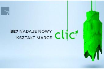 Napoje CLIC budują nową pozycję