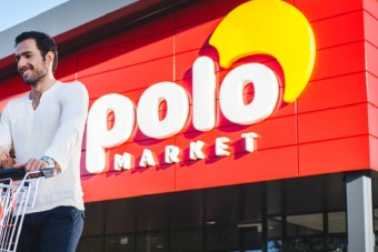 POLOmarket w Witkowie odnowiony