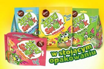 Żelki jak SMOK! – Wawel z nową kategorią produktową
