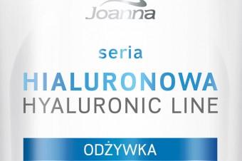 Joanna Hialuronowa - włosy