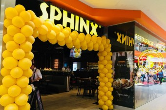 Nowa restauracja Sphinx w Galerii Dominikańskiej we Wrocławiu