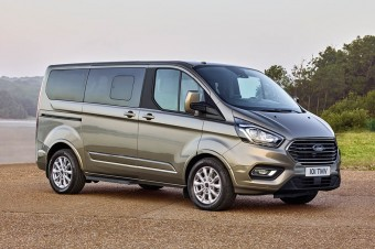 Nowy Ford Tourneo Custom
