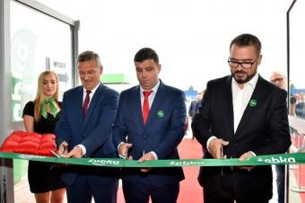 Piąte Centrum Logistyczne firmy Żabka Polska już otwarte