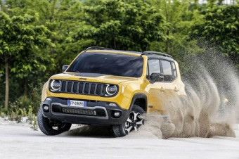 Nowy 2019 Jeep Renegade