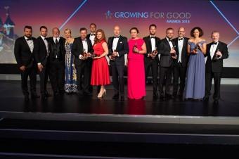 Nagroda dla Stock Polska (Jim Beam) od Fred'a Noe