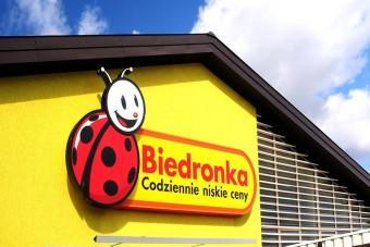 Biedronka otwiera swój pierwszy Outlet w Poznaniu