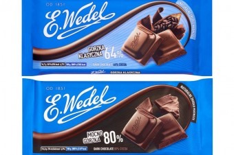 Gorzkie oblicza czekolady, czyli nowa linia E. Wedel