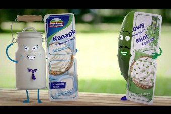 Hochland Kanapkowy Mini – start kampanii!