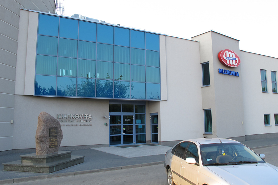 Zakłady w Kaliszu i Koźminie Wielkopolskim włączone do MLEKOVITY