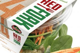 Lunch dobrze przemyślany - sałaty warstwowe Red Fork marki Eisberg