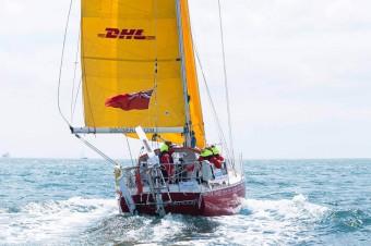 Susie Goodall wyruszyła w samotną podróż dookoła świata w ramach Golden Globe Race 2018