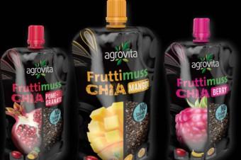 Arteta wkracza w segment produktów z Chia z linią Fruttimuss Chia