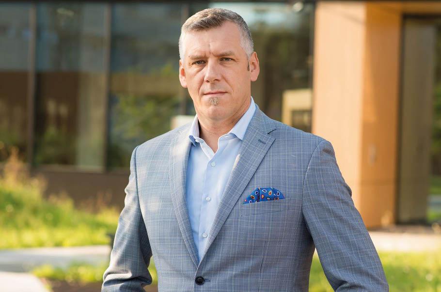 Wywiad zGrzegorzem Zychem, Wiceprezesem firmy Dobrowolscy