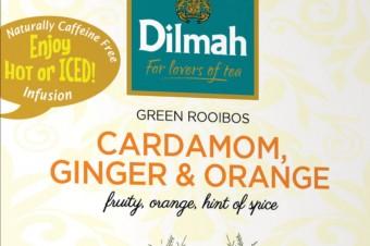 Aromatyczne napary Dilmah
