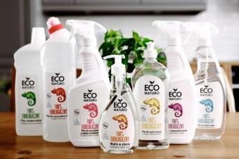 Ekologiczne środki czystości marki Eco Naturo