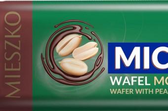 Linia wafli Best of Mieszko