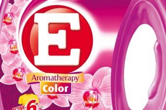 Nowe warianty żelu do prania E Aromatherapy