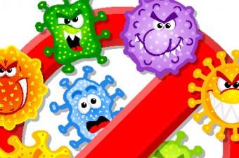 Stop bakteriom! –czysta toaleta
