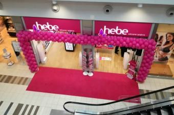 Wielkie otwarcie najnowszej drogerii Hebe w Piotrkowie Trybunalskim