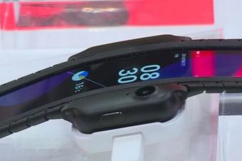 IFA 2018: Zaprezentowano elastyczny zegarek o funkcjonalności smartfona