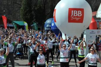 JBB Bałdyga wspiera polską transplantologię – przed nami 13. Bieg po Nowe Życie
