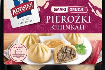 Kuchnia kaukaska na wyciągnięcie ręki – Konspol wprowadza  Pierożki Chinkali