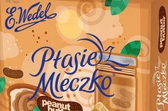Caffe Latte i Peanut Butter, czyli nowe smaki pianek Ptasie Mleczko® na jesień!