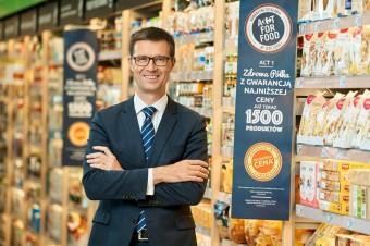 Carrefour przyspiesza transformację żywieniową i wprowadza Act For Food