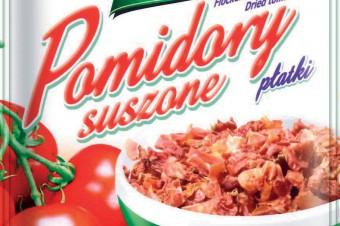 Cykoria – suszone pomidory