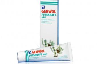 Gehwol - ziołowa pielęgnacja - rozmaryn, lawenda, sosna górska, eukaliptus, mięta pieprzowa