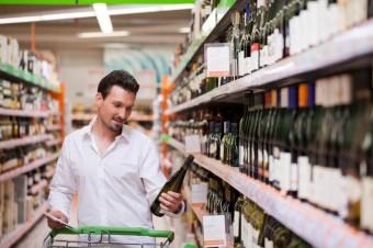 Zakupy po męsku - alkohole, przekąski, dania gotowe