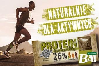 Proteiny Bakalland na 5. PZU Cracovia Półmaraton Królewski
