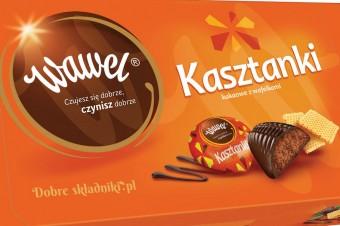 Nowa forma podania legendarnych czekoladek