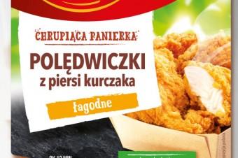 Polędwiczki z kurczaka w panierce
