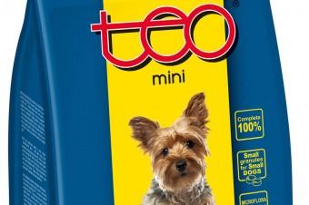 TEO® MINI, bogata w drób, dla dorosłych psów ras małych i miniaturowych