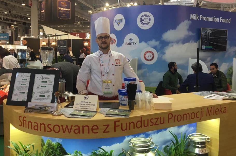 SIAL PARIS 2018 – wspólne stoisko członków Polskiej Izby Mleka