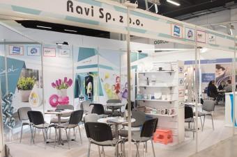 Ravi Sp. z o.o.  na targach