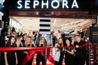 Nowa Sephora w Złotych Tarasach