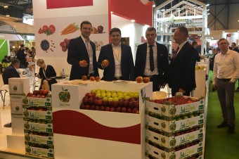 LubApple na targach Fruit Attraction w Madrycie