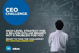 P&G ogłasza CEO Challenge 2019