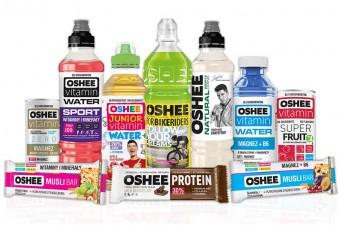 OSHEE idzie z trendami. Obniża zawartość cukru w swoich produktach