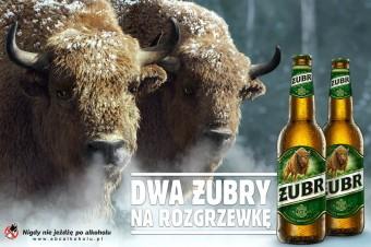 Dwa Żubry na rozgrzewkę – ruszyła nowa kampania marki
