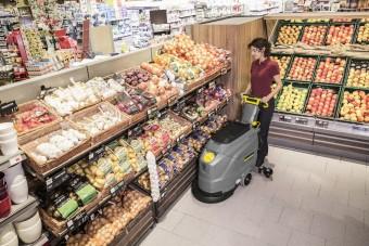 Czystość w placówkach handlowych. Trzy innowacyjne urządzenia, które pomogą oszczędzić czas!