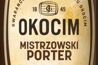 Okocim Mistrzowski Porter z brązowym medalem  w konkursie European Beer Star!