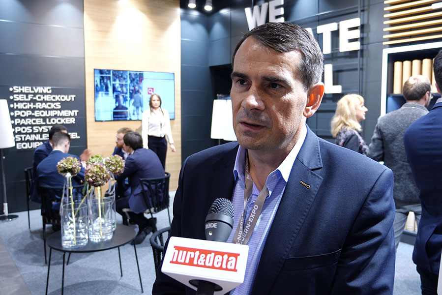 ModernExpo Group na targach RetailShow