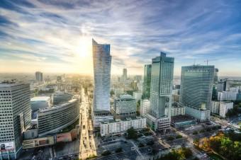 Warszawa to biznesowe centrum tej części Europy