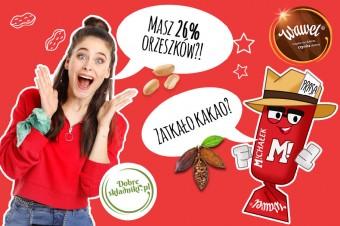 """""""Robimy to dobrze. Z Dobrych Składników"""" - nowa odsłona kampanii marki Wawel skierowana do młodych konsumentów"""