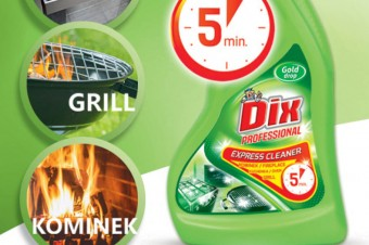 Dix Professional express cleaner